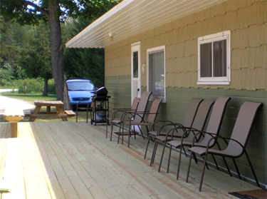 Upper Michigan Rental Cabins, Curtis MI