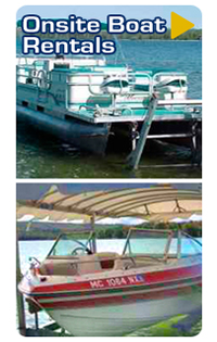 Curtis Michigan Boat Rentals, Fishing Boats, Pontoon Boats